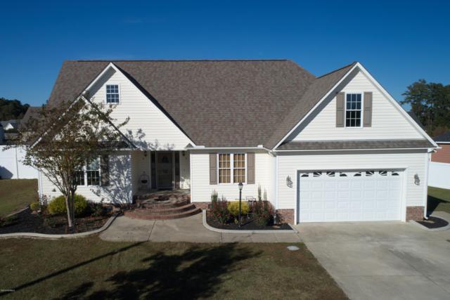 2204 Crescent Drive W, Wilson, NC 27893 (MLS #100138777) :: Berkshire Hathaway HomeServices Prime Properties