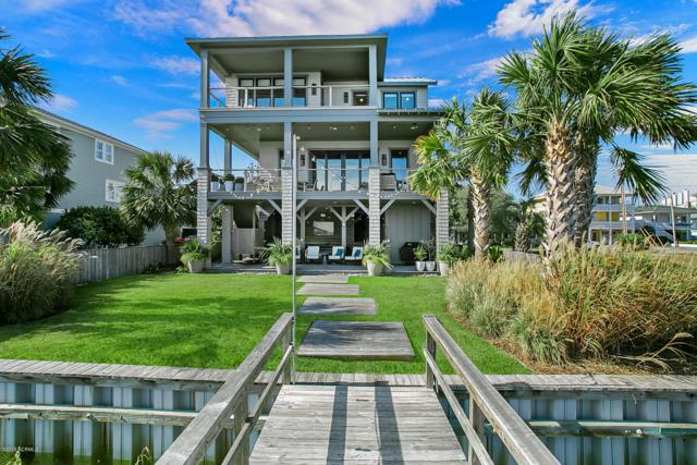 602 N Channel Drive, Wrightsville Beach, NC 28480 (MLS #100138842) :: The Keith Beatty Team