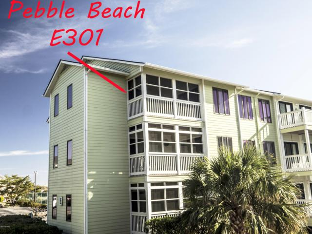 9201 Coast Guard Road E301, Emerald Isle, NC 28594 (MLS #100138845) :: Donna & Team New Bern
