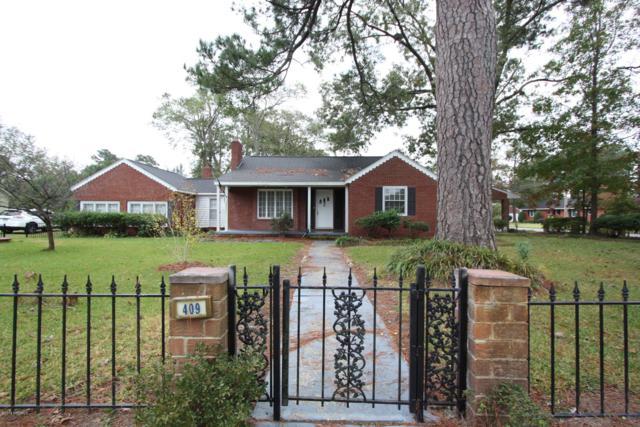 409 W 21st Street, Lumberton, NC 28358 (MLS #100138879) :: RE/MAX Elite Realty Group