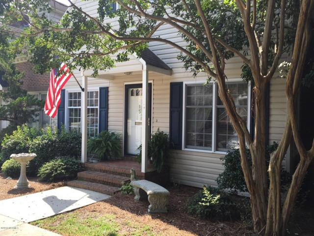 15 Saint Marys Place #10, Wilmington, NC 28403 (MLS #100138976) :: Century 21 Sweyer & Associates