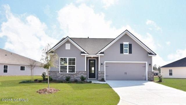 5349 Glennfield Circle SE Lot 42, Southport, NC 28461 (MLS #100139043) :: Coldwell Banker Sea Coast Advantage