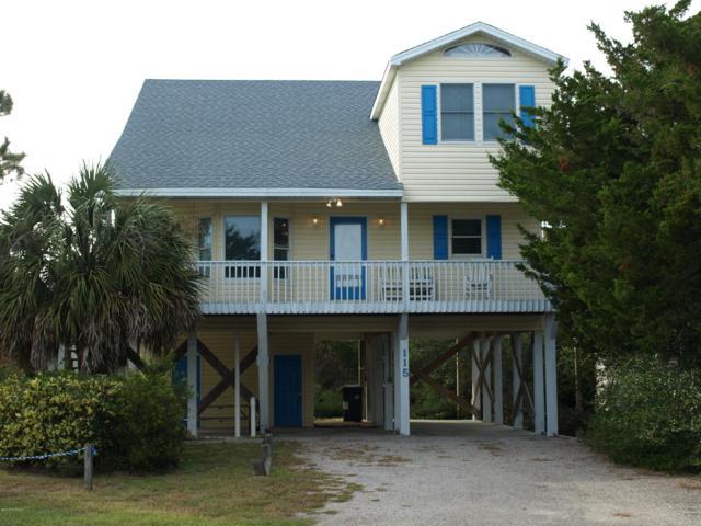 115 Seaside Street, Holden Beach, NC 28462 (MLS #100139050) :: Coldwell Banker Sea Coast Advantage