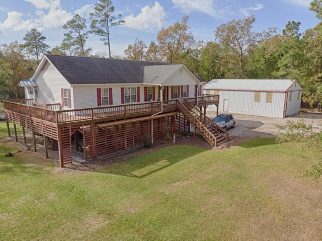 485 Spring Creek Lane, Belhaven, NC 27810 (MLS #100139101) :: The Keith Beatty Team
