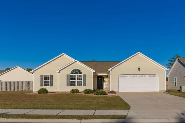 408 Amaryllis Lane, Holly Ridge, NC 28445 (MLS #100139190) :: RE/MAX Elite Realty Group