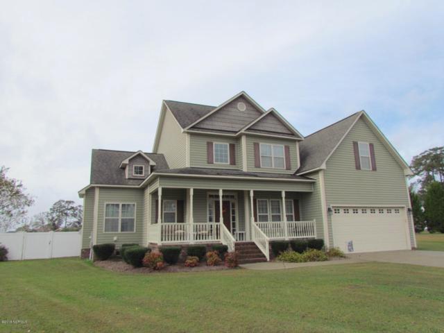 1418 Draft Court, Greenville, NC 27858 (MLS #100139264) :: Berkshire Hathaway HomeServices Prime Properties
