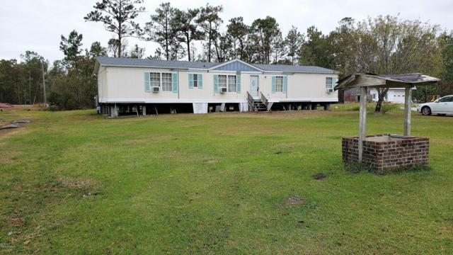 596 Harkers Island Road, Beaufort, NC 28516 (MLS #100139301) :: Century 21 Sweyer & Associates