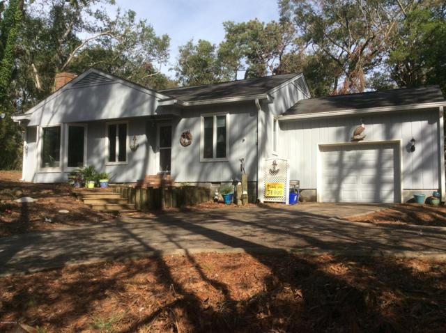 154 Mimosa Boulevard, Pine Knoll Shores, NC 28512 (MLS #100139315) :: RE/MAX Essential