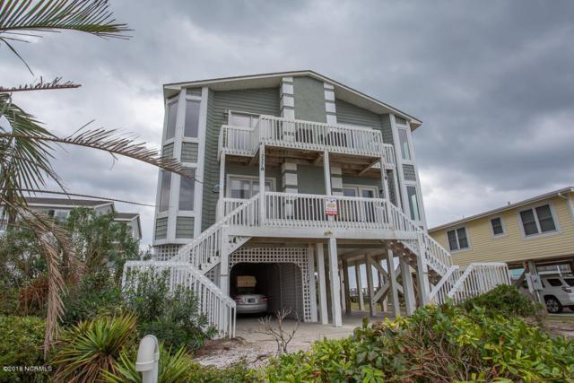 227 Ocean Boulevard W A, Holden Beach, NC 28462 (MLS #100139334) :: Coldwell Banker Sea Coast Advantage