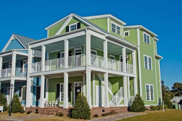 1003 Village Lane A, Beaufort, NC 28516 (MLS #100139337) :: Vance Young and Associates
