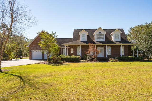 1335 Harkers Island Road, Beaufort, NC 28516 (MLS #100139448) :: Century 21 Sweyer & Associates