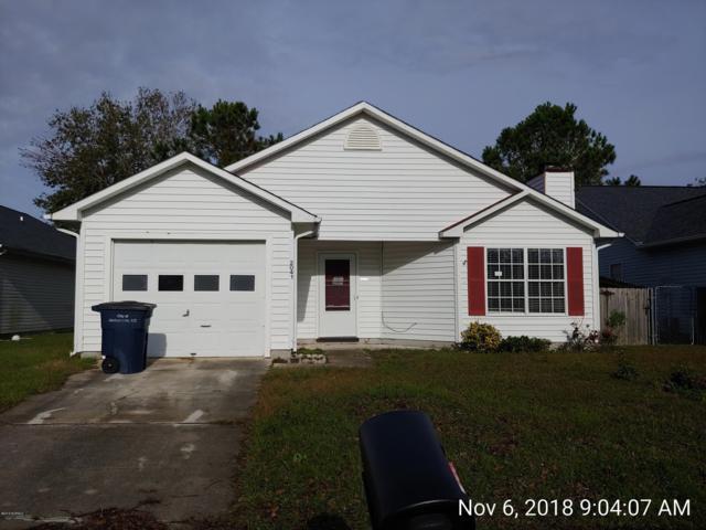 2041 W Windgate Court, Jacksonville, NC 28546 (MLS #100139496) :: Century 21 Sweyer & Associates