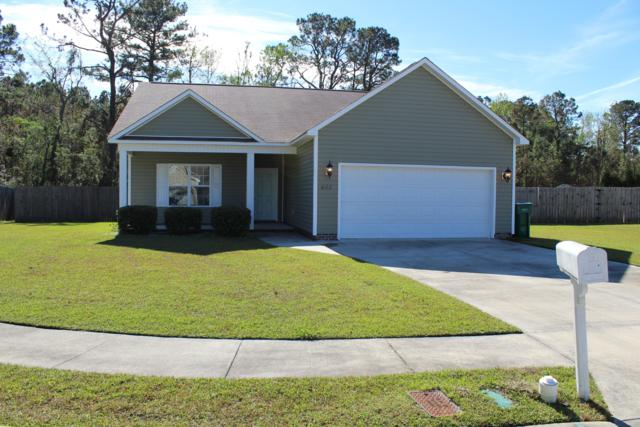 402 Nautical Lane, Swansboro, NC 28584 (MLS #100139550) :: RE/MAX Elite Realty Group