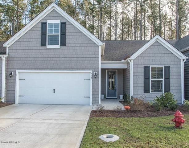 628 Cambeck Drive SE #2, Leland, NC 28451 (MLS #100139565) :: Coldwell Banker Sea Coast Advantage