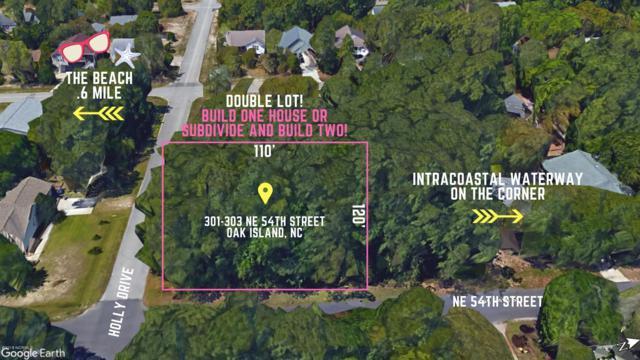 301 NE 54th Street, Oak Island, NC 28465 (MLS #100139632) :: RE/MAX Essential
