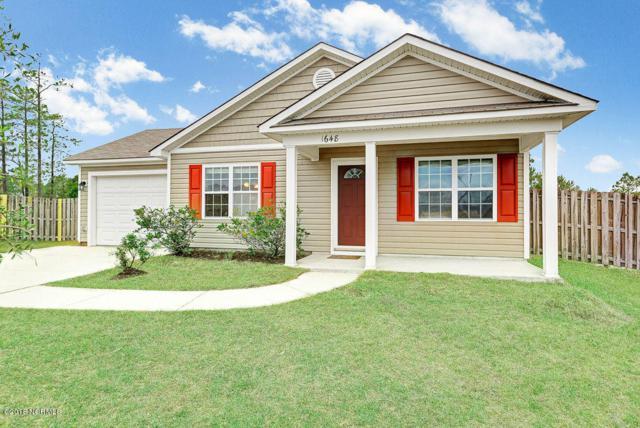 1648 Royal Pine Court, Leland, NC 28451 (MLS #100139653) :: RE/MAX Essential