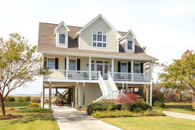 122 Pintail Lane, Harkers Island, NC 28531 (MLS #100139666) :: Courtney Carter Homes