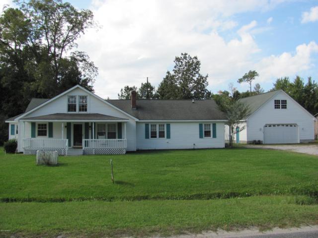 263 Core Creek Road, Beaufort, NC 28516 (MLS #100139689) :: Century 21 Sweyer & Associates