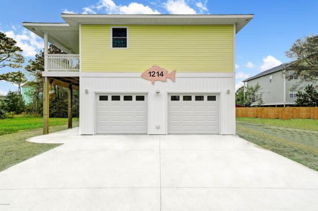 1214 Snapper Lane, Carolina Beach, NC 28428 (MLS #100139694) :: Coldwell Banker Sea Coast Advantage