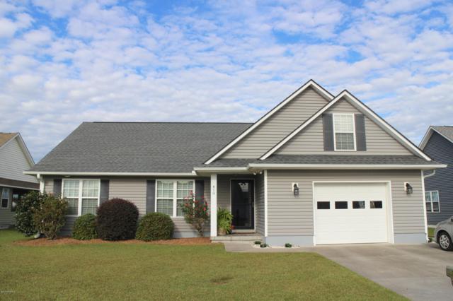 410 Tradd Street, Beaufort, NC 28516 (MLS #100139698) :: Century 21 Sweyer & Associates