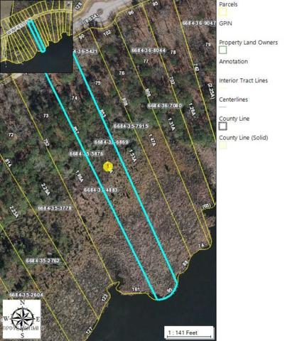 Lot 74 Winfield Lane, Pinetown, NC 27865 (MLS #100139707) :: Berkshire Hathaway HomeServices Prime Properties
