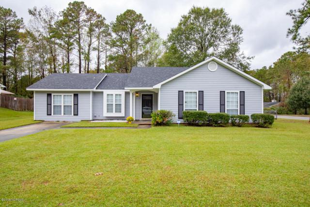417 Mark Lane, Jacksonville, NC 28546 (MLS #100139802) :: Vance Young and Associates