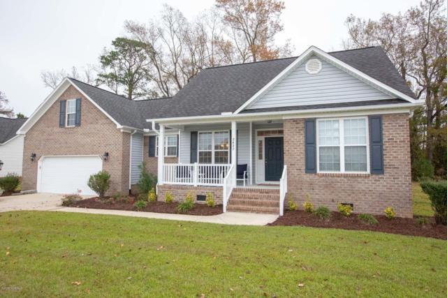 2827 Verbena Way, Winterville, NC 28590 (MLS #100139837) :: Harrison Dorn Realty