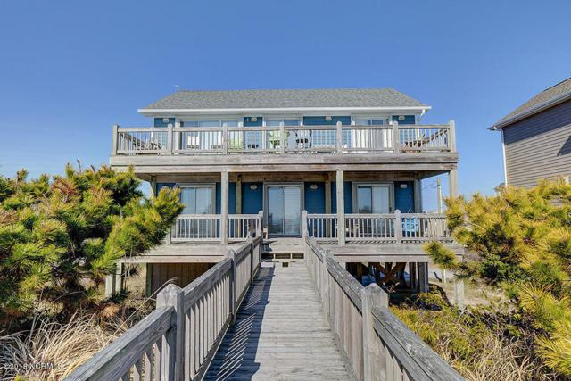 602 N Shore Drive, Surf City, NC 28445 (MLS #100139886) :: The Oceanaire Realty