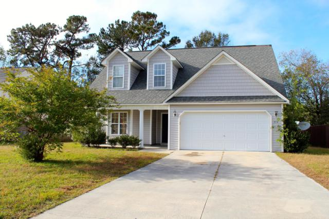 114 Tanbark Drive, Jacksonville, NC 28546 (MLS #100139911) :: The Keith Beatty Team