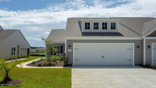 1948 Coleman Lake Drive 556A, Carolina Shores, NC 28467 (MLS #100139935) :: RE/MAX Essential