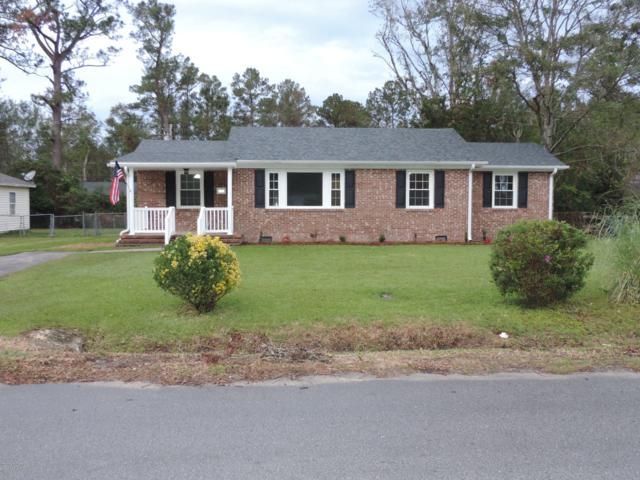 210 Kenneth Boulevard, Havelock, NC 28532 (MLS #100139966) :: Berkshire Hathaway HomeServices Prime Properties