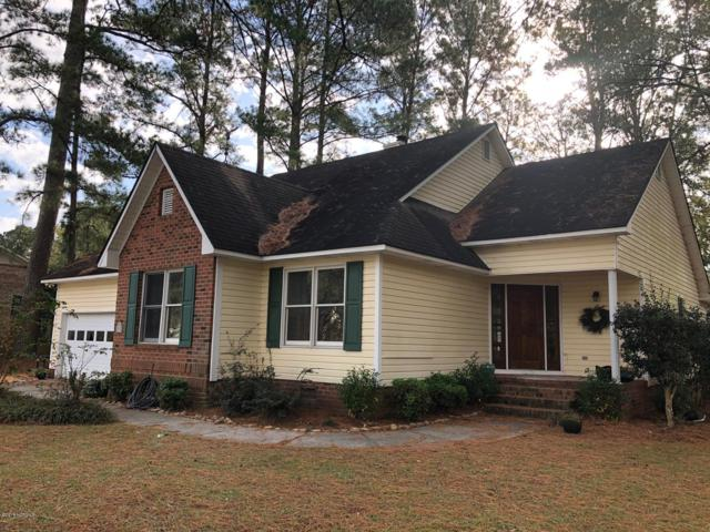 813 Plantation Drive, New Bern, NC 28562 (MLS #100139969) :: Berkshire Hathaway HomeServices Prime Properties