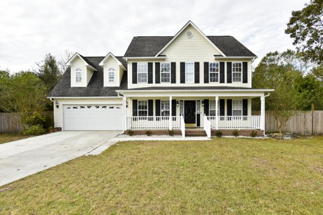 217 English Walnut Drive, Richlands, NC 28574 (MLS #100140010) :: RE/MAX Essential