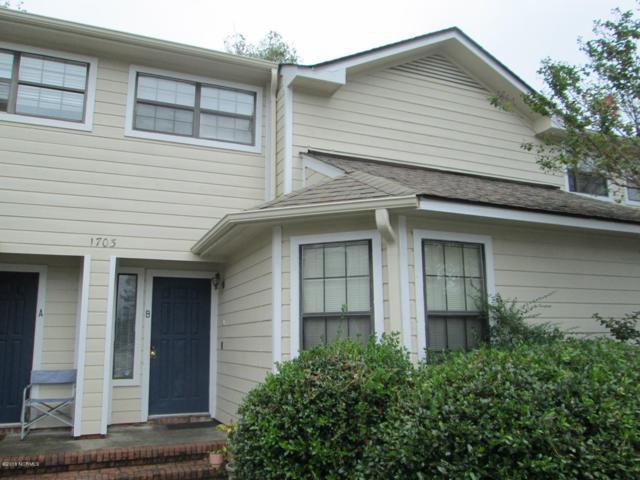 1703 41st Street 1703-B, Wilmington, NC 28403 (MLS #100140034) :: RE/MAX Essential