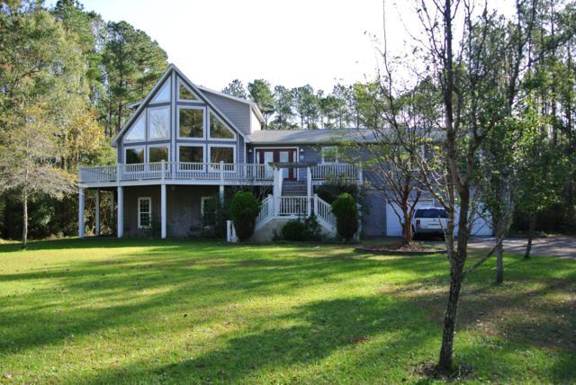199 Thurman Road, Beaufort, NC 28516 (MLS #100140070) :: The Pistol Tingen Team- Berkshire Hathaway HomeServices Prime Properties
