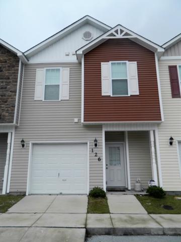 126 Waterstone Lane, Jacksonville, NC 28546 (MLS #100140124) :: RE/MAX Essential