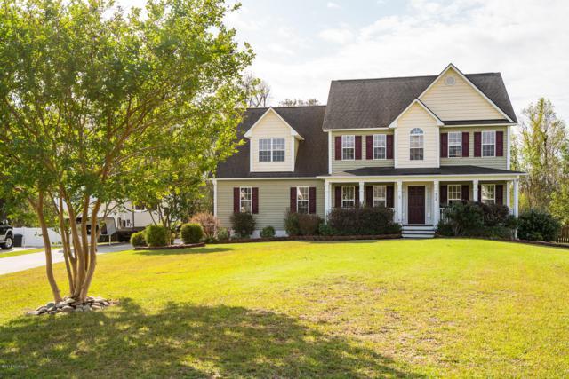 404 Landfall Court, Newport, NC 28570 (MLS #100140131) :: Harrison Dorn Realty