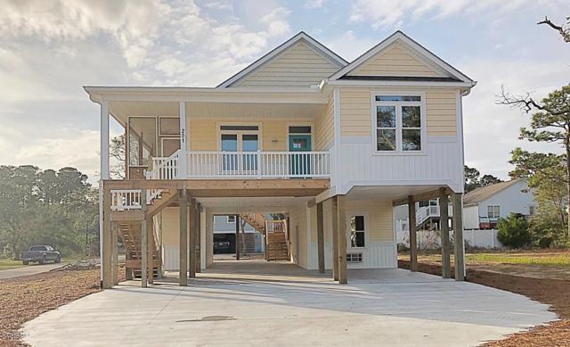 201 NE 51st Street, Oak Island, NC 28465 (MLS #100140135) :: The Oceanaire Realty