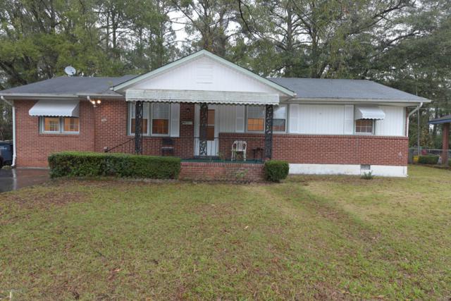 129 Cole Drive, Jacksonville, NC 28540 (MLS #100140136) :: Terri Alphin Smith & Co.