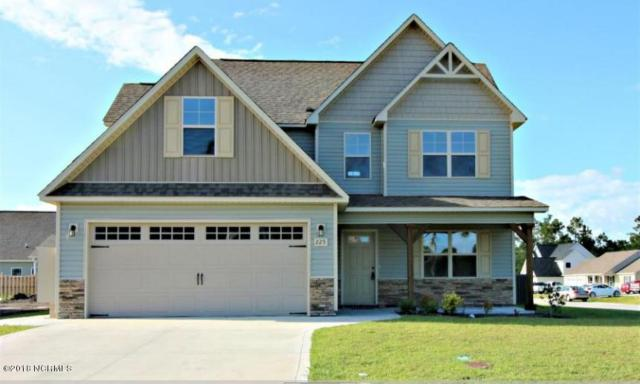 305 Channel Run Lane, Sneads Ferry, NC 28460 (MLS #100140160) :: Terri Alphin Smith & Co.