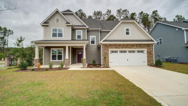 101 E Goldeneye Court, Sneads Ferry, NC 28460 (MLS #100140174) :: Coldwell Banker Sea Coast Advantage