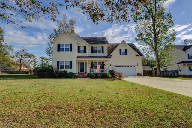 317 W Howard Drive, Jacksonville, NC 28540 (MLS #100140215) :: David Cummings Real Estate Team