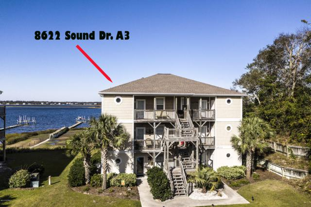 8622 Sound Drive A3, Emerald Isle, NC 28594 (MLS #100140245) :: The Oceanaire Realty