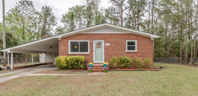 204 Cardinal Road, Jacksonville, NC 28546 (MLS #100140291) :: RE/MAX Elite Realty Group