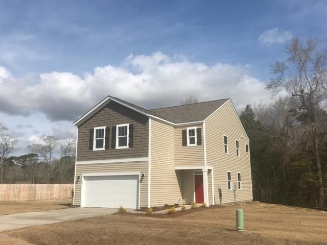 606 Saltree Circle #105, Holly Ridge, NC 28445 (MLS #100140314) :: The Oceanaire Realty
