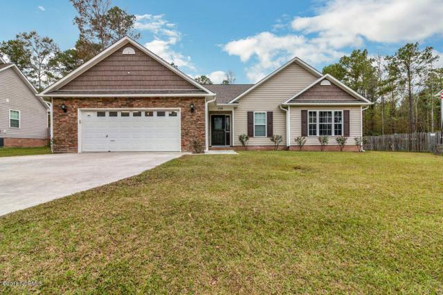 709 Cattail Court, Jacksonville, NC 28540 (MLS #100140326) :: RE/MAX Elite Realty Group