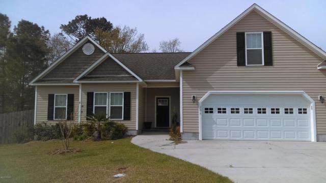 206 Demetrius Court, Hubert, NC 28539 (MLS #100140327) :: Chesson Real Estate Group
