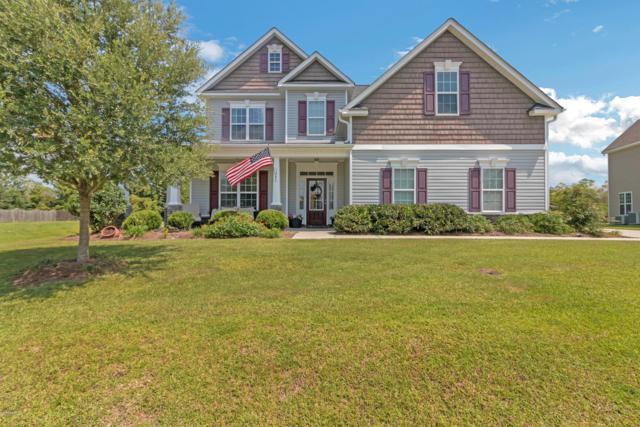 131 Foggy River Way Way, Jacksonville, NC 28540 (MLS #100140328) :: The Oceanaire Realty
