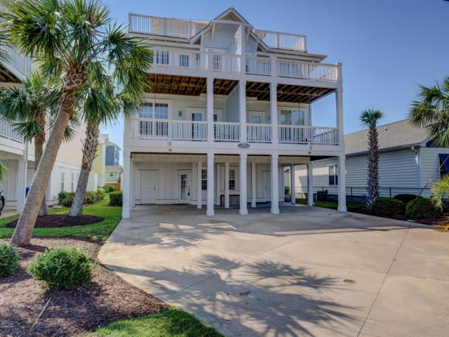 505 Ocean Boulevard #1, Carolina Beach, NC 28428 (MLS #100140355) :: The Oceanaire Realty