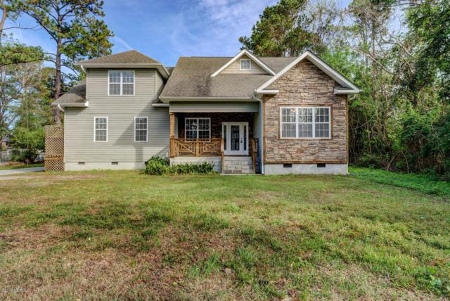 6237/6239 Wrightsville Avenue, Wilmington, NC 28403 (MLS #100140389) :: The Oceanaire Realty